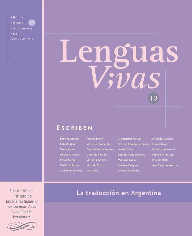 revista LV 13