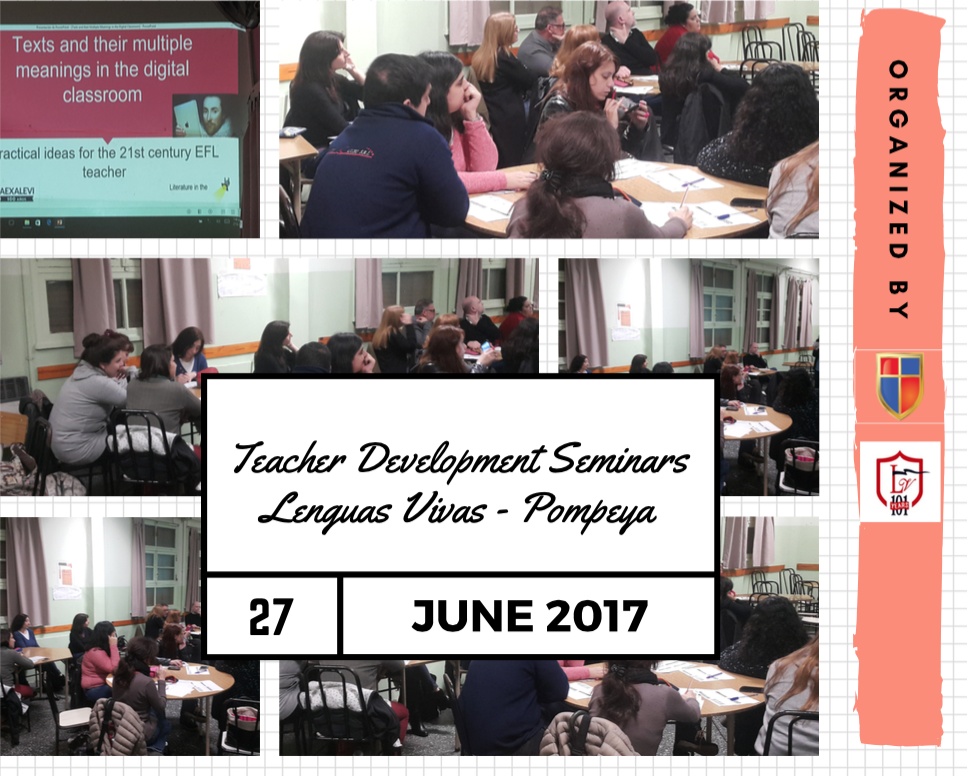 TEACHER dEVELOPMENT SEMINARS